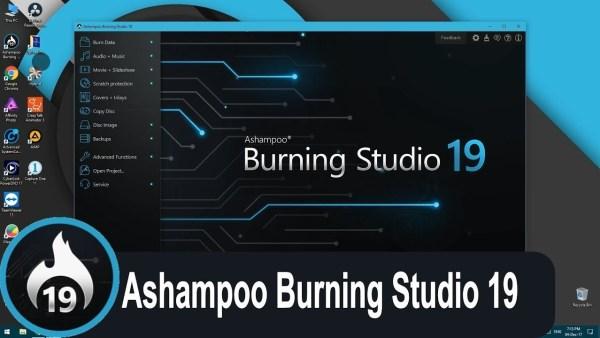 Ashampoo Burning Studio 19.0.0.25 Free Download