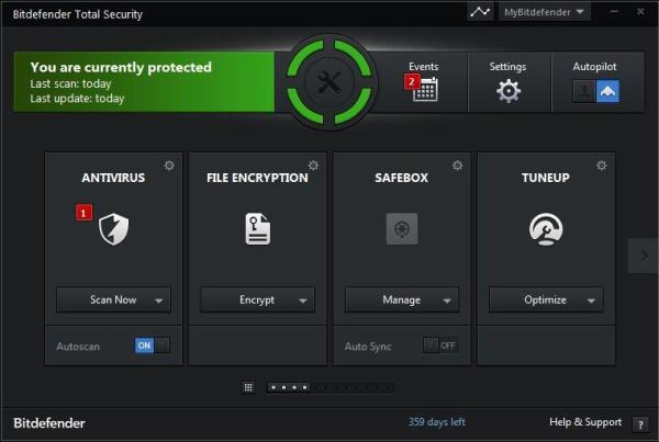 Bitdefender Total Security 2021 Crack With Activation Code Free Download