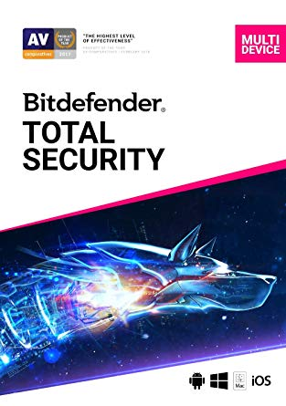 Bitdefender Total Security free