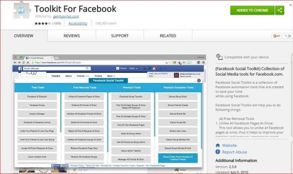 Facebook Social Toolkit 2020 Crack Premium License Key Full