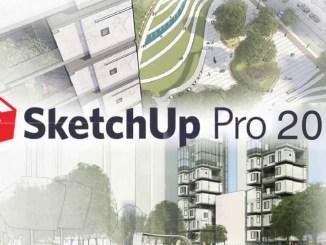 Google SketchUp Pro 2019
