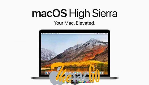 MacOS High Sierra 10.13.6 Crack Full DMG Free Download 2020