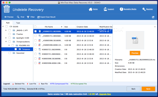 MiniTool Photo Recovery 3.0 Crack + License Key Free Download