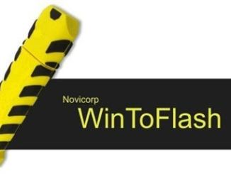 Novicorp WinToFlash Pro v1.13 + Key Full Version Download