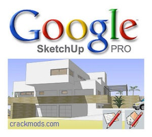 Google SketchUp Pro 2020 Crack