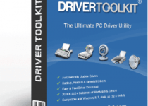 Driver Toolkit Crack V8.9 Plus Key Free Full Download 2020