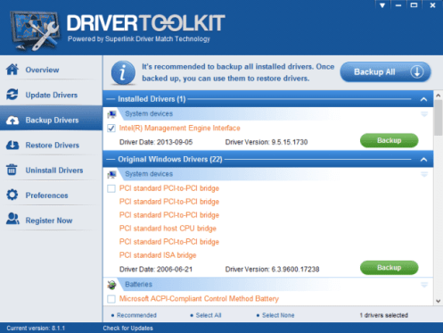 Driver Toolkit 8.5.1 with License Key Free Download