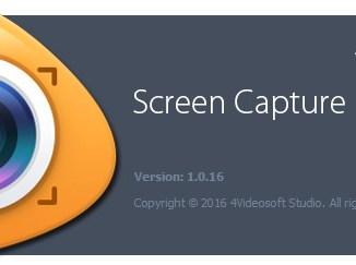 4Videosoft Screen Capture Cover