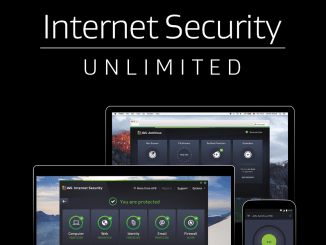 AVG Internet Security 2017 Cover