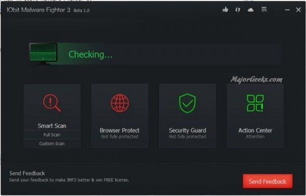 IObit Malware Fighter Pro Screenshot 2