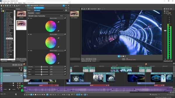 MAGIX Vegas Pro 16 Screenhsot 2