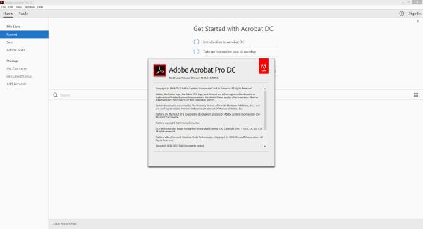 Adobe Acrobat Pro DC 2020 Crack Full Latest Free Download