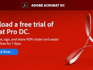 Adobe Acrobat Pro DC 2018 Cover