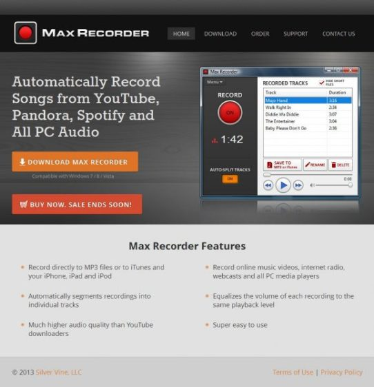 Max Recorder 2.8.0.0 Crack + Serial Number 2020 [Latest]