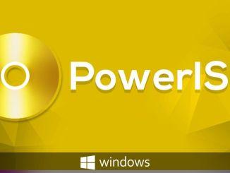 PowerISO Crack 7.4 Full Version Cover