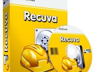Recuva Pro 1.53 Cover