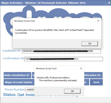 Windows 10 Permanent Activator Ultimate Crack [100% Working] Download