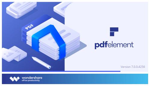 Wondershare PDFelement 7 Pro 7.0.3 Cover