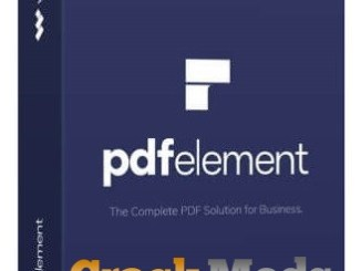 Wondershare PDFelement Pro 7.5.5.4835 Crack