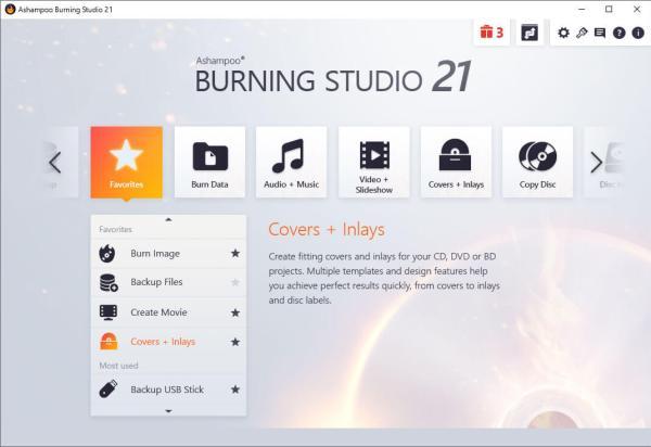 Ashampoo Burning Studio 21.6.1.63 Crack + Activation Key Full Latest