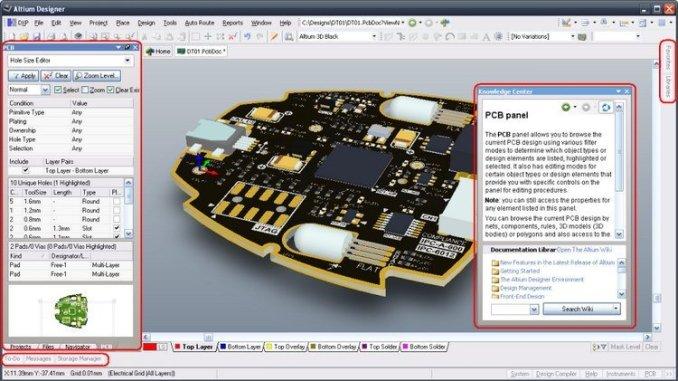Altium Designer Crack With License Key Torrent Download 2021
