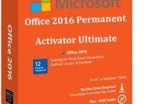 Office 2016 Permanent Activator Crack
