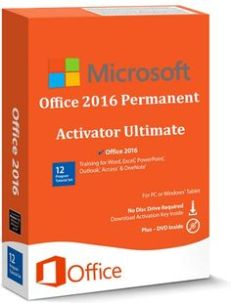 Office 2016 Permanent Activator Crack
