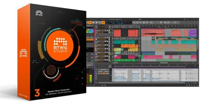 Bitwig Studio 4.0 Crack