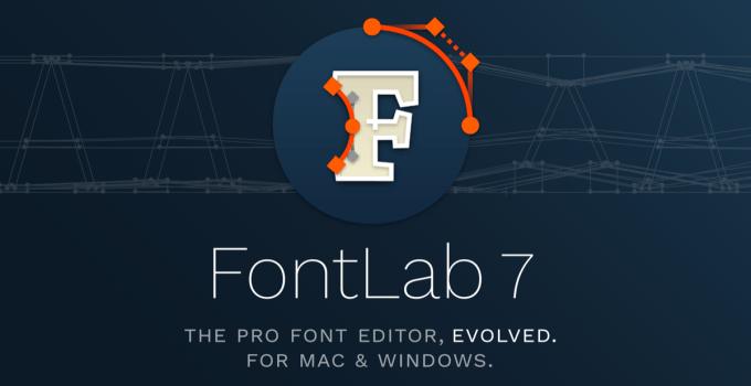 Fontlab Studio 7.2.0 Crack Plus Serial Number Free Download