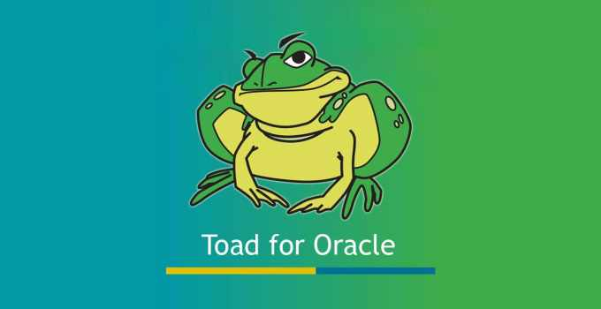 Toad for Oracle 2021 Crack
