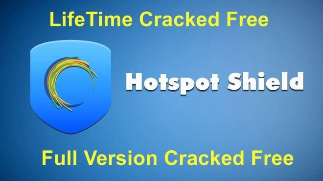 Hotspot Shield VPN 10.22.1 Crack With Serial Keygen Download Latest
