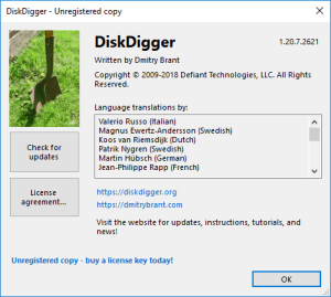 DiskDigger Crack 1.20.10.2731 with Product Key