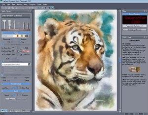 Dynamic Auto Painter Pro Crack 6 with Activation Key