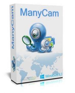 ManyCam Pro 6.7.0 Crack