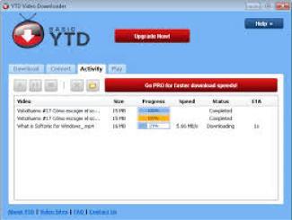 YTD Video Downloader Pro 5.9.12 Crack