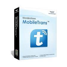 Wondershare MobileTrans 8 Crack