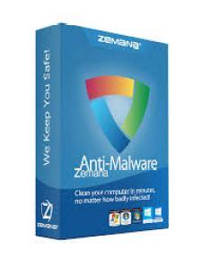 Zemana AntiMalware Free 3.1.66 Crack