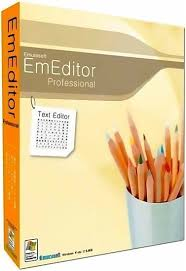 EmEditor Professional 18.9.5 Crack Incl Key 2019 Here!