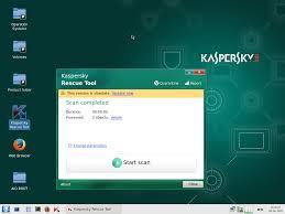 Kaspersky Rescue Disk 2019 18.0.11.0 Crack Free Download