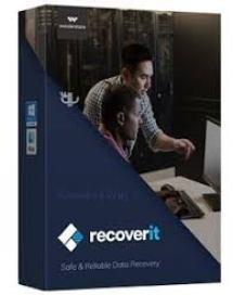 Wondershare Recoverit 8.4 Crack