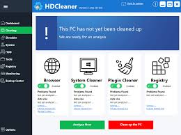 HDCleaner 1.254 Crack & Serial Key Download Free
