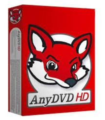 RedFox AnyDVD HD 8.3.7.4 Crack