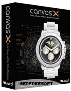ACD Systems Canvas X