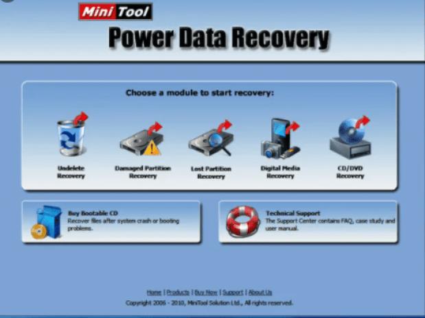 MiniTool Power Data Recovery Crack & Serial Key (Free)
