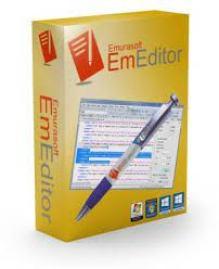 EmEditor Professional 20.6.1 Crack & Registration Key Letest Version 2021