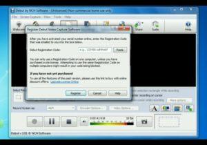 NCH Debut Video Capture Pro 7.31 & Crack License Code Full Letest Download