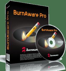 BurnAware Professional Crack + Serial Key Free Download