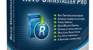 Revo Uninstaller PRO Crack With License Key Full Version Download