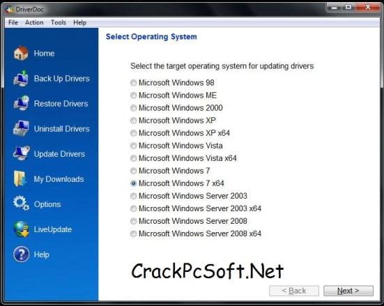 DriverDoc Serial Key Generator incl Crack Free Download