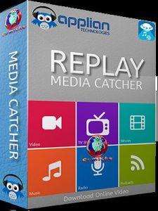 Replay Media Catcher Crack Download